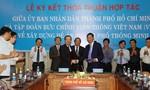 TP.HCM và VNPT ký kết xây dựng và triển khai đề án TP thông minh
