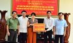 Báo Công an TP.HCM: Tặng nhà tình nghĩa và quỹ khuyến học tại Lục Nam, Bắc Giang