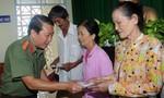 Báo CATP hoạt động từ thiện tại Đồng Tháp