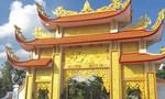Cận cảnh ngôi nhà thờ Tổ trăm tỉ sắp hoàn thành của nghệ sĩ Hoài Linh