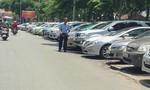 Nan giải tìm chỗ giữ xe ô tô ở TP.HCM