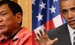 Bị thóa mạ, tổng thống Mỹ Obama hủy cuộc gặp với tổng thống Philippines
