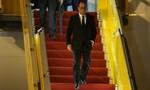 Tổng thống Pháp François Hollande đến TP.HCM