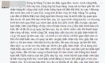 Hằng Túi – vợ cũ của hot boy Đăng Nguyên bị tố làm ăn lừa đảo