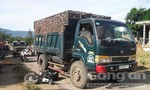 Xe tải tông xe máy, một phụ nữ mang thai bị thương nặng