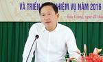 Hậu Giang: Đã nhận được đơn xin ra khỏi Đảng của ông Trịnh Xuân Thanh