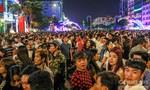 Hàng ngàn người về Phố đi bộ đếm ngược chào năm mới 2017