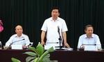 Bí thư Đinh La Thăng: Đưa huyện lên quận để phục vụ nhân dân tốt hơn