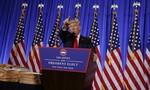 Trump đấu khẩu với phóng viên tại họp báo lần đầu sau khi đắc cử