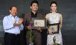 Minh Hằng nhận giải 'Nữ diễn viên chính xuất sắc' từ Hội Điện ảnh