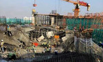 TP.HCM: Tạm dừng thi công công trình trung tâm thương mại bị sự cố