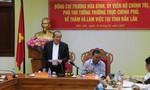 Phó Thủ tướng Trương Hòa Bình làm việc tại tỉnh Đắk Lắk
