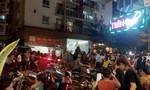 Cô gái nghi bị sát hại bỏ trong thùng xốp trong chung cư Sài Gòn