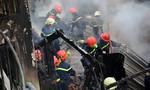 Hỏa hoạn thiêu rụi căn nhà ở Sài Gòn, 1 người tử vong