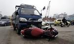 Va chạm xe tải, một người đàn ông tử vong tại chỗ