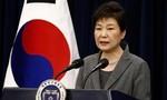 Tổng thống Park phủ nhận bê bối liên quan đến bạn thân