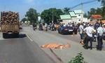 Nghi vấn 'siêu xe' Lamborghini tông chết người 'đeo' biển số giả