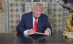 Nhà Trắng thừa nhận Trump không viết bài phát biểu nhậm chức