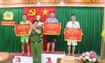 Lễ bế mạc giải bóng đá mini Cảnh sát PCCC Khánh Hòa