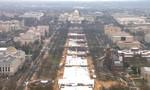 """Nhà Trắng chỉ trích truyền thông cố tình """"hạ bệ"""" quy mô người tham dự lễ nhậm chức của Trump"""