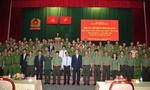 Chủ tịch nước Trần Đại Quang chúc Tết Công an TP.HCM
