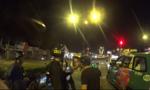 CSGT truy đuổi, bắt gọn nghi phạm cướp taxi ở Sài Gòn