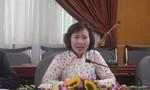 Khiển trách thứ trưởng Bộ Công Thương Hồ Thị Kim Thoa