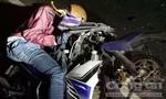 Đi xe máy về quê ăn tết, tông vào xe công nông khiến hai người tử nạn