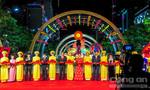 Đường hoa Nguyễn Huệ 2017 chính thức khai mạc
