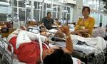'Ma men' liên tục nhập viện ngày Tết