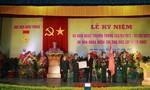 Chủ tịch nước Trần Đại Quang dự Lễ kỷ niệm 40 năm Học viện Quốc phòng