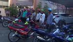 Hàng trăm 'quái xế' đua xe ở Bình Dương trong ngày mùng 3 Tết
