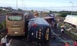 Tai nạn trên cao tốc khiến nhiều người thương vong