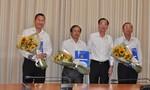 Quận 2 và huyện Bình Chánh có Chủ tịch mới