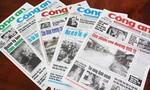 Nội dung báo Công an TP.HCM ngày 9-1-2017
