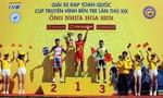 Khởi tranh giải đua xe đạp toàn quốc Cúp Truyền hình Bến Tre lần 19