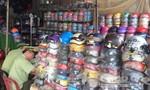Thu giữ hơn 500 nón bảo hiểm giả mạo thương hiệu Nón Sơn