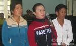 Hai 'nữ quái' đi tù vì nghe lời rủ rê ăn trộm