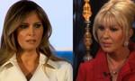 Bà Melania nổi đóa sau khi vợ cũ tổng thống Trump tự nhận mình là 'đệ nhất phu nhân'