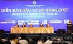 Thủ tướng Nguyễn Xuân Phúc chủ trì Diễn đàn đầu tư Đà Nẵng 2017