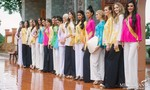 Các người đẹp Hoa hậu Hòa bình dịu dàng diện áo bà ba