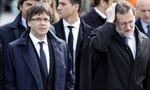 Tây Ban Nha khởi động tiến trình cắt quy chế tự trị của xứ Catalan