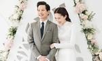 Hoa hậu Đặng Thu Thảo rạng rỡ bên bạn trai đại gia trong lễ đám hỏi