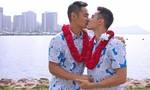Diễn viên Hồ Vĩnh Khoa tổ chức lễ cưới đồng tính tại Mỹ