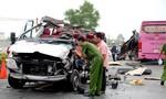 Tai nạn giao thông khiến 16 người thương vong tại Tây Ninh
