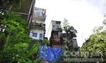 Sạt lở đất tại Trảng Bom khiến hàng chục hộ dân hoang mang