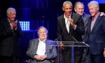 Các cựu tổng thống Mỹ tham gia hòa nhạc gây quỹ cho nạn nhân bão lũ
