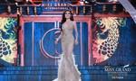 Á hậu Huyền My lộng lẫy và tự tin trong đêm bán kết Hoa hậu Hòa bình