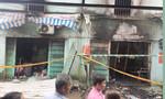Vụ cháy 6 người thương vong: Bà cứu cháu ngoại trong 'biển lửa'