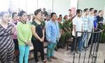 'Đại gia đình' đánh, chém CSCĐ lãnh 184 tháng tù